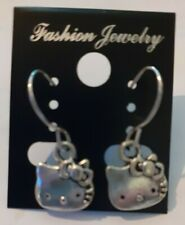 fashion earrings hello kitty style new cat