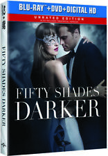 Fifty Shades Darker [New Blu-ray] With DVD, UV/HD Digital Copy, 2 Pack, Digita