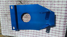 yx150 pit bike engine bash plate blue
