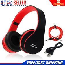 Auriculares Plegables inalámbricos Bluetooth Stereo Headset Manos Libres + Micrófono Para Iphone