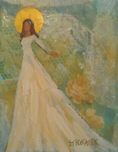 Fine Art Original Signed Oil Painting by Tennessee Artist Streater Odom Spencer