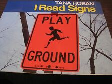 I Read Signs Teacher Big Book Tana Hoban Literacy Shared Reading  PreK+