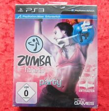 Zumba Fitness Join The Party Komplettbundle - Ps3
