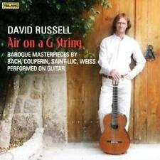 David Russell - Air On A G String - Baroque Guitar Masterpieces (NEW CD)