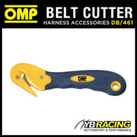 DB/461 OMP RACING PROFESSIONAL HARNESS SEAT BELT SAFETY CUTTER TOOL - CUTS BELTS