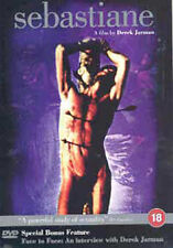 DVD:SEBASTIANE - NEW Region 2 UK