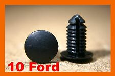 Panel guarnecido de Ford 10 Clips sujetador de retención