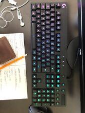 Logitech G413 Romer-G USB Mechanical Gaming Keyboard - Grey