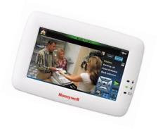 Honeywell Ademco Tuxwifiw Tuxedo Touch Controller Wi-Fi, White 6280i - UNTESTED