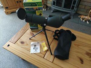 A High Quality Adventuridge  Spotting Scope 20-60x60