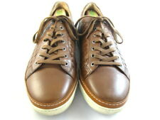 "Allen Edmonds ""PORTER DERBY"" Sneakers WEAVE 11.5 D  Nutmeg (73)"