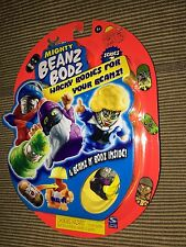 New Mighty Beanz Bodz Series 1 Wacky Bodies For Your Beanz #1