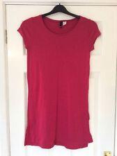 H&M Patternless Shirt Dresses