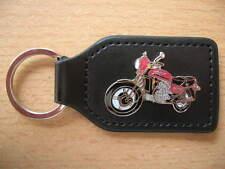 Schlüsselanhänger Honda CX 500 / CX500 rot red Motorrad Art. 0198 Motorbike Moto