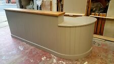 BANCO Reception Desk/DENTISTA/Medici/MADE TO MEASURE/dipinto qualsiasi colore