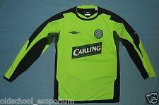 CELTIC FC / 2004-2005 GK - UMBRO - JUNIOR Shirt / Jersey. Size: MB / 146 cm