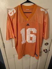 Peyton Manning Tennessee XL Stitched Jersey