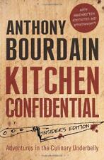 Kitchen Confidential: Insider's Edition by Bourdain, Anthony, NEW Book, FREE & F