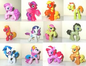 My Little Pony G4 Blind Bag Minifigure SELECTION - good condition.