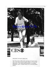 SUSAN SAINT JAMES, MIKE FARRELL Original TV Photo SEX AND THE SINGLE PARENT