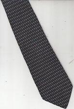 Lanvin-Authentic-100% Silk Tie-La43- Men's Tie