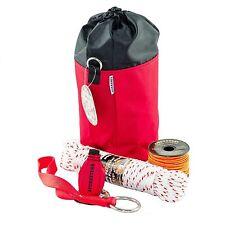 Throw Line Kit, Mini Bag, Throw Line, Throw Bag, Chain Saw Strap, 50'SashCord