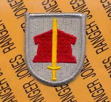 US Army ROTC BOLD CHALLENGE beret flash patch original m/e