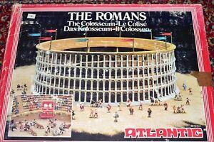 1/72 HO  ATLANTIC The Romans - The Colosseum 1520 Looks Complete