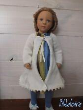 vêtement compatible poupée Finouche de Sylvia Naterer, Petit Collin 48 cm