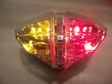 LED Indicators DUCATI 848, 1098, 1098S, 1098R, 07-09 CLEAR REAR LIGHT INDICATORS