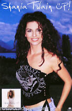 SHANIA TWAIN 2002 UP! PROMO POSTER ORIGINAL