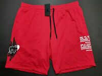 Nike Men's XL Air Jordan Shorts Jumpman Wings Classics Red BQ8472-687 $80
