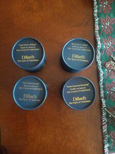 Dillards christmas ornaments