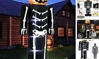 8 Ft Giant Skeleton Pumpkin Ghosts Inflatables Halloween Scary Decorations