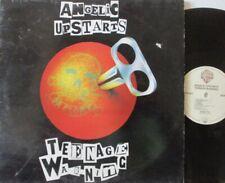 ANGELIC UPSTARTS - Teenage Warning ~  VINYL LP