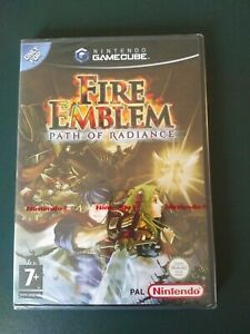 FIRE EMBLEM PATH OF RADIANCE - BRAND NEW & RED STRIP SEALED - NINTENDO GAMECUBE