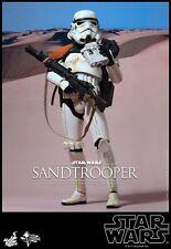 "HOT TOYS Star Wars Episode IV A New Hope Sandtrooper 12"" Figure IN STOCK"