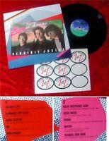 LP Sensible Jugend Zorn und Zärtlichkeit 1982
