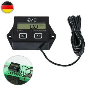 Drehzahlmesser digital Tachometer für Motorsäge Kettensäge und andere Takter