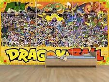 DRAGON BALL ALL CHARACTERS  XL  POSTER HUGE KIDS MASSIVE CHAMBRE ENFANTS