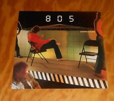 805 Stand in Line Poster Flat Square Promo 12x12