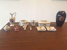 A Lot Of Limoges France Porcelain Trinkets