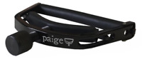 PAIGE Original 6-String Acoustic Guitar Capo - Wide/Low Profile, P-6E-W