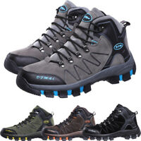 Men's Trekking Hiking Shoes Oxford Anti-Slip Outdoor Sneakers Tactical Military