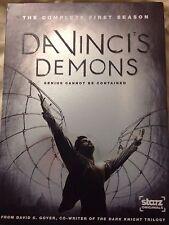 Da Vinci's Demons (DVD, 2013, 3-Disc Set)