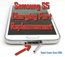Samsung Galaxy S5 G900 Charging Port Microphone Doc Repair Replacement Service
