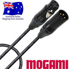 MOGAMI GOLD Studio XLR Microphone Cable 1m 2m 4m 5m 6m10m NEGLEX 2534 Neutrik