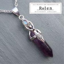 Natural Labradorite Silver Plated Fine Jewellery