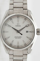 Estate Aqua Terra OMEGA Seamaster Mens Watch HIGH GRADE