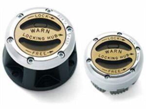 For 1975-1986 Chevrolet K10 Locking Hub Kit Warn 87779BN 1976 1977 1978 1979